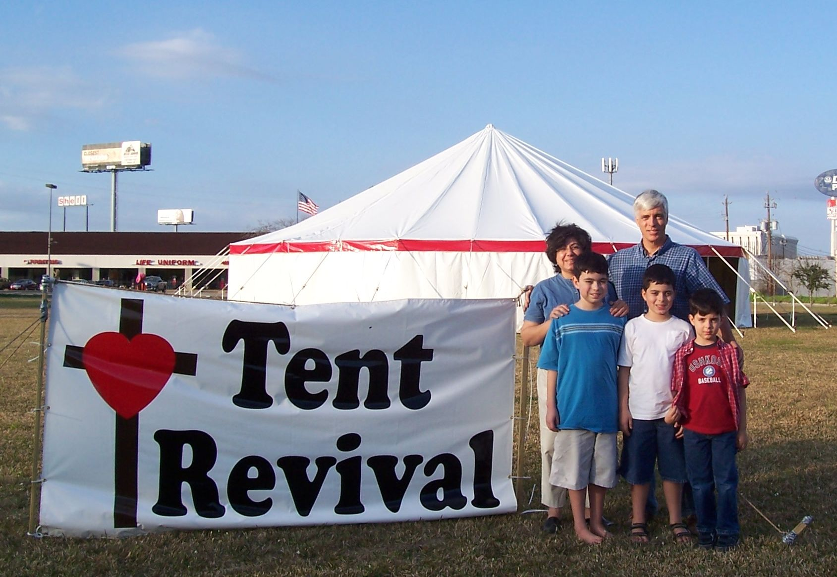 u201cI am the third owner of a 52u2032 x 76u2032 Miami Tent. It was originally purchased in 1996. I have been using tents most of my life. This tent went through storms ... & Testimonies