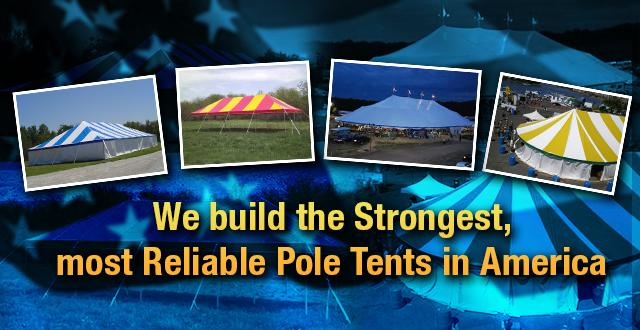 ABOUT MIAMI TENT CO. & Pole Event u0026 Commercial Party Tents for Sale | Miami Missionary Tent