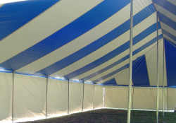 Round & Oval Tents vs. Square & Rectangle Tents